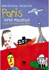 Paris Sanat Macerası -Çocuklar İçin Sanat ve Gezi Rehberi