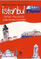 İstanbul Sanat Macerası -Çocuklar İçin Sanat ve Gezi Rehberi