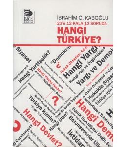 23'e 12 Kala 12 Soruda Hangi Türkiye?