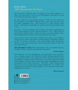 AKP Ekonomide Ne Yaptı