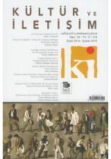 Kültür ve İletişim / Kİ Dergisi (Sayı: 34)