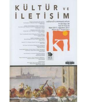 Kültür ve İletişim / Ki Dergisi (Sayı: 39)