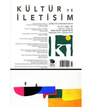 Kültür ve İletişim / Kİ Dergisi (Sayı:42)