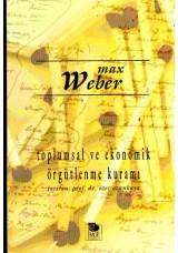 Toplumsal ve Ekonomik Örgütlenme Kuramı