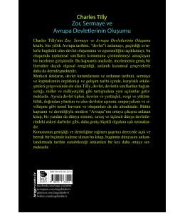 Zor Sermaye ve Avrupa Devletlerinin Oluşumu